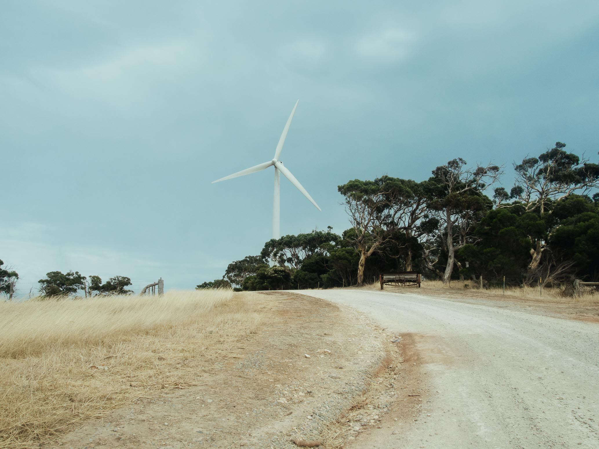 Exploring Starfish Hill Wind Farm – zeebachi